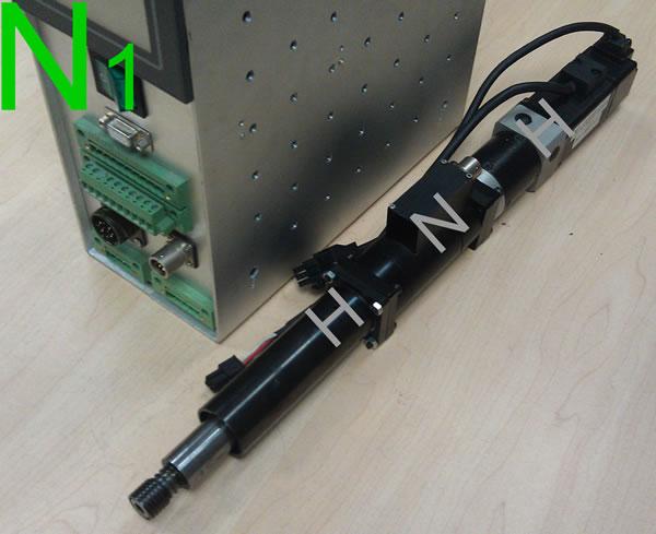 数控伺服电动拧紧机 高精度/电动螺丝刀/扳手/起子--HNH联慧