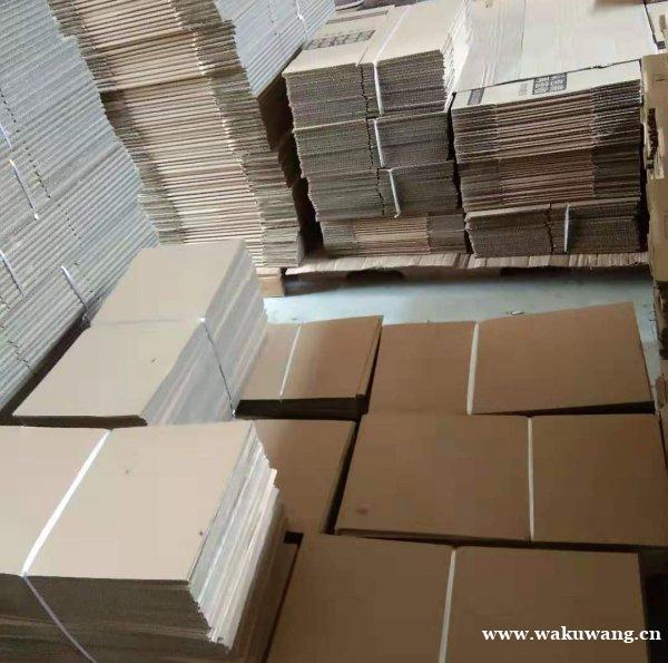 快递箱回收 库存纸箱回收快递盒回收